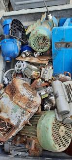 Elektromotoren entsorgen wir umweltfreundlich und vollständig