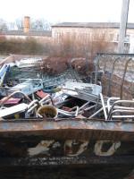 Recycling von Mischschrott in Märkisch-Oderland